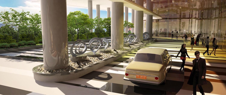 Embarcadero Park Site Concepts International
