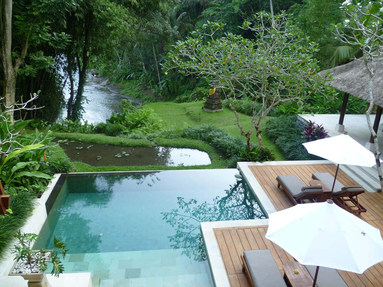 Four Season Hotel Ubud Site Concepts International